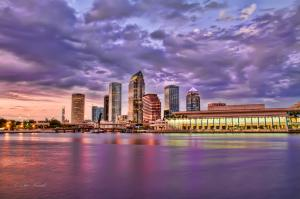 Tampa Skyline Photo Wins 2nd In A Photo Experience Photo Contest